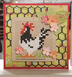 Craftables CR1466 Cross stitch L