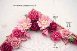 Paper Flowers Rose - Light pink RB2245