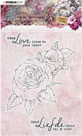 Clear stamps Studio Light Jenine's Mindful STAMPJMA13