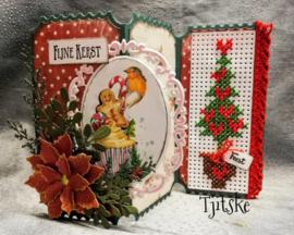 Christmas Robins VK9578