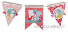Clear stamps EC0188  Eline's Animals - tekstjes (NL)