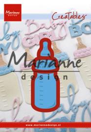 Creatables LR0575 Baby Bottle