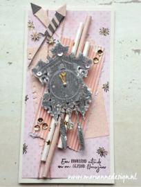 Craftables CR1388 Cuckoo clock