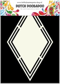 Dutch Shape Art Rhombus 470.713.150