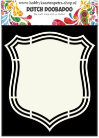 Dutch Shape Art Shield (2) 470.713.140