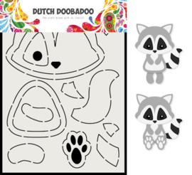 Dutch Card Card Art Wasbeer 470.713.817