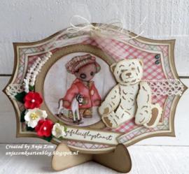 Creatables LR0465 Tiny's teddy bear