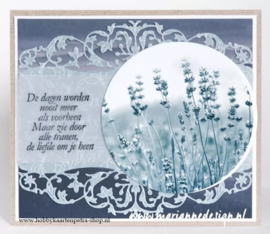 Clear stamps CS1041 - Condoleance