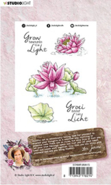 Clear stamps Studio Light Jenine's Mindful STAMPJMA15