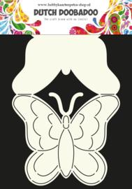 Dutch Card Art Butterfly 470.713.607