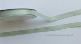 CG1007 Polyester satijn lint mint groen 10mm