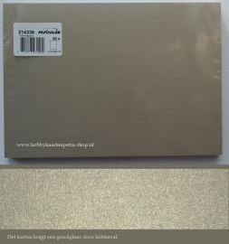 Original Metallic 214338 Gold. (Pak 50 vellen)