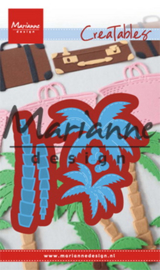Creatables LR0541 palm trees