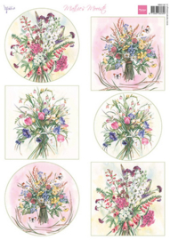 MB0192  Mattie's Mooiste Field Bouquets