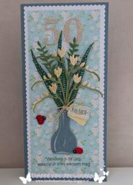 Craftables CR1516 Wild Flowers