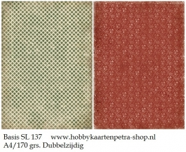 Basis papier SL137