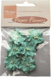 Paper Flowers Blue RB2228