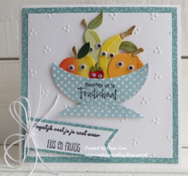 Collectables COL1469 Fruit by Marleen