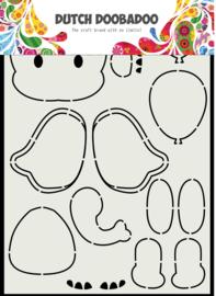 Dutch Card Art Olifant 470.713.795