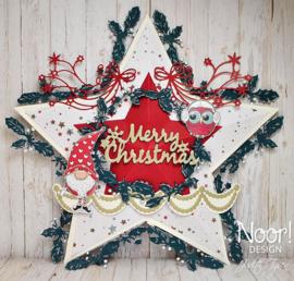 Joy Crafts  Jingle Bells - Border-guirlande 6002/1230
