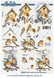 Le Suh Winter (vogels) 8215.434
