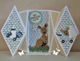 Clear stamps Eline's baby tekstjes EC0171