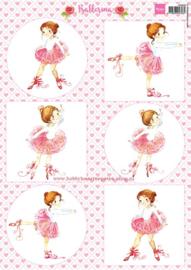 VK9558 Ballerina