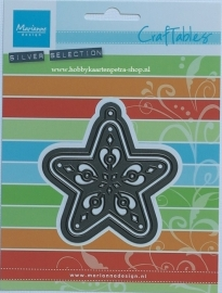 Craftables CR1284 Filigree star