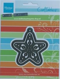 Craftables CR1284 Filigree star