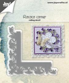 Joy Crafts  Hoek Rococo 6002/1184