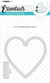 Embossing Die Cut - Essentials nr.166