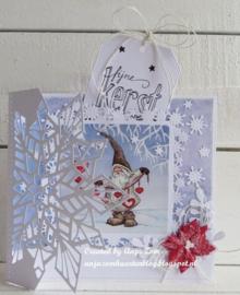 Clear stamps MZ1906 Marjoleine's kerstballen
