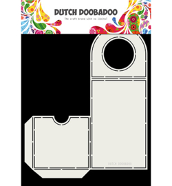 Dutch Fold Card Bottle label 470.713.716