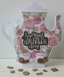 Dutch Card Art Teapot (A4) 470.713.624