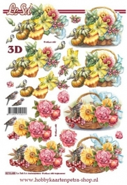 Le Suh bloemen/pompoenen 8215.688