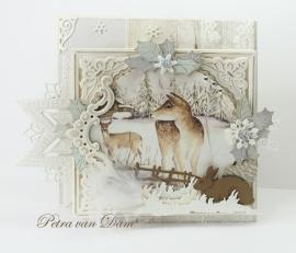 Petra's Winterkaarten BR1404