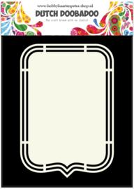 Dutch Shape Art Tag 470.713.149