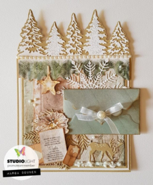 Studio Light paper Winter Charm, nr.157
