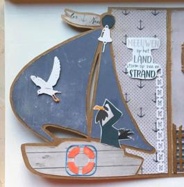 Dutch Card Art A4 Zeilboot 470.713.764