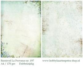 Basisvel La Provence nr. 197