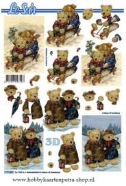 Le Suh kerst/winter (beren) 777.203
