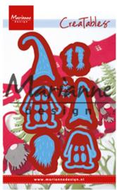 Creatables LR0554 Tomte gnome