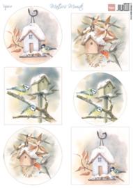 MB0188 Mattie's mooiste Birdhouses