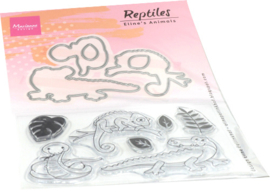 EC0181 - Eline's animals - reptiles