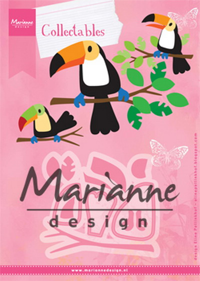 Collectables COL1457 Eline's toucan