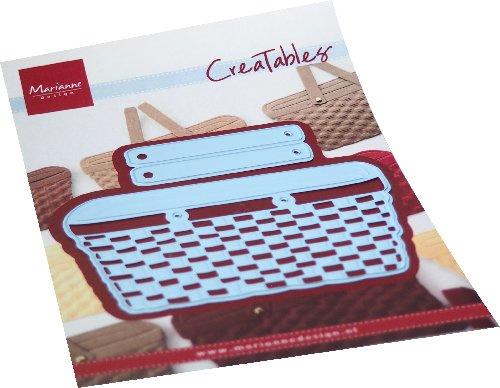 Creatables  LR0702 Wicker Basket