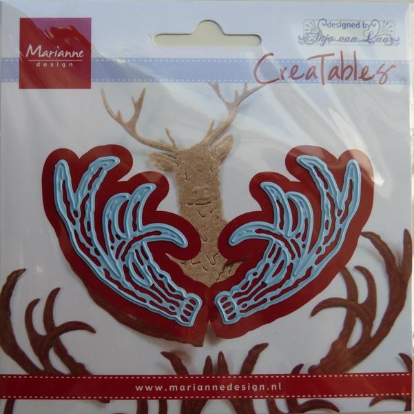 Creatables LR0563 Anja's antlers