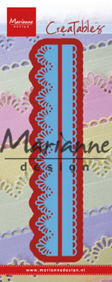Creatables LR0599  Sweet borders