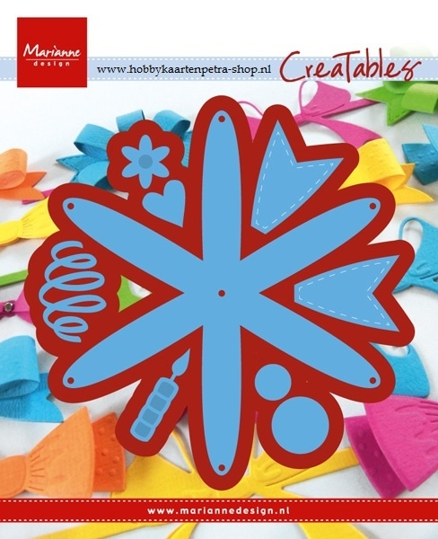 Creatables LR0449 Rosette