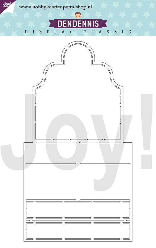 Joy Crafts  Dendennis - Display classic 6002/0885